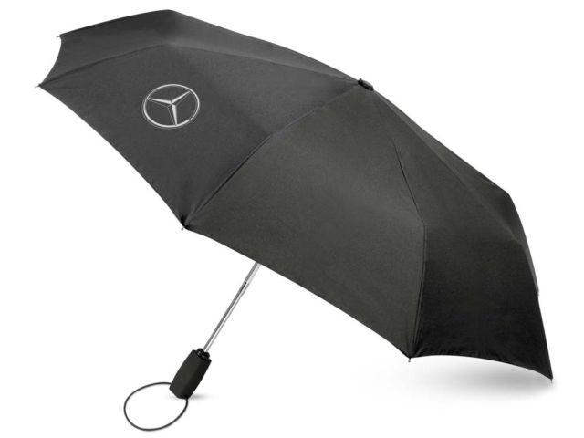 Ομπρέλα βροχής Mercedes-Benz αναδιπλούμενη