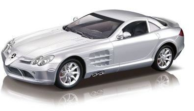 SLR CAR model, τηλεκατευθυνόμενο 1:18