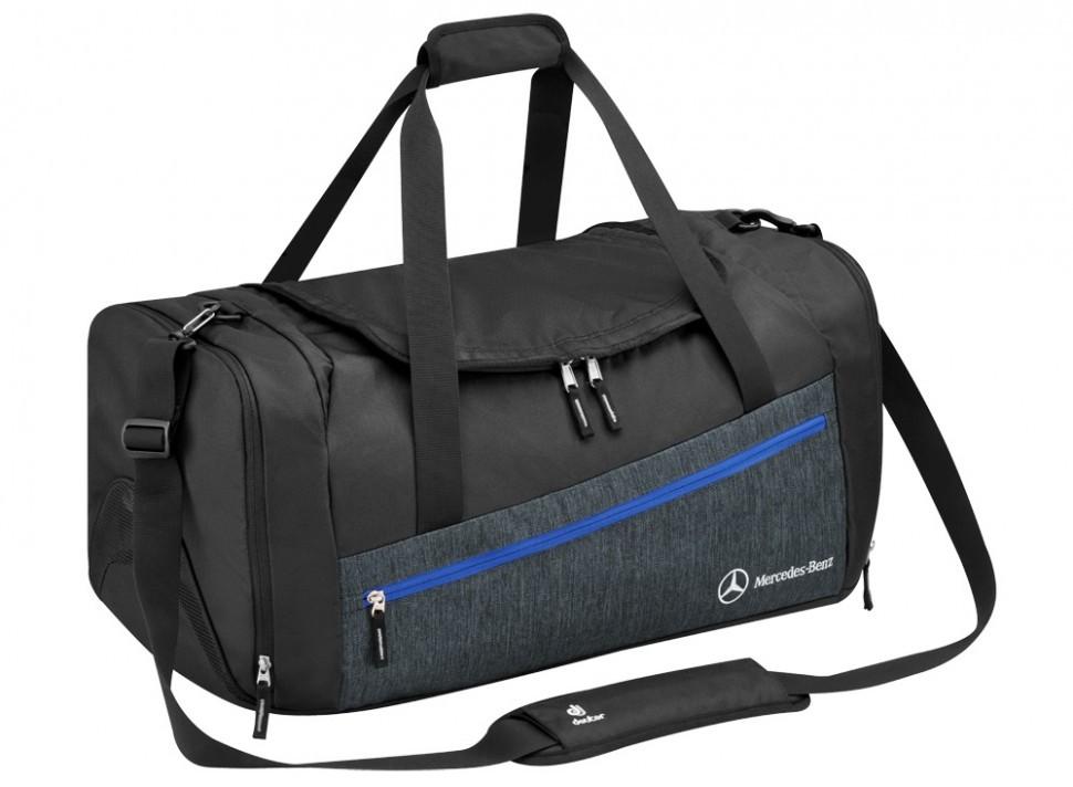 mercedes sports bag