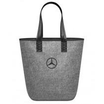 Τσάντα Mercedes-Benz Shopper μεγάλη