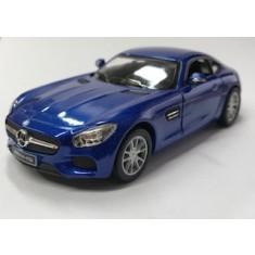 AMG  GT Car model BLUE