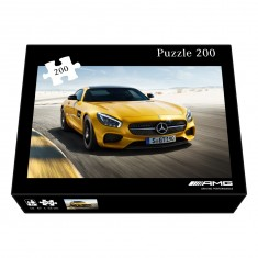 PUZZLE 200 ΚΟΜΜΑΤΙΑ AMG GT