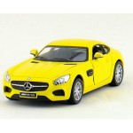 AMG  GT Car model Yellow