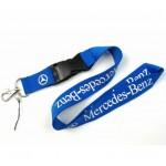 Ίμαντας κλειδιών κρεμαστός Mercedes-Benz blue