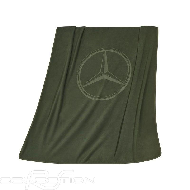 Κουβέρτα Mercedes-Benz fleece