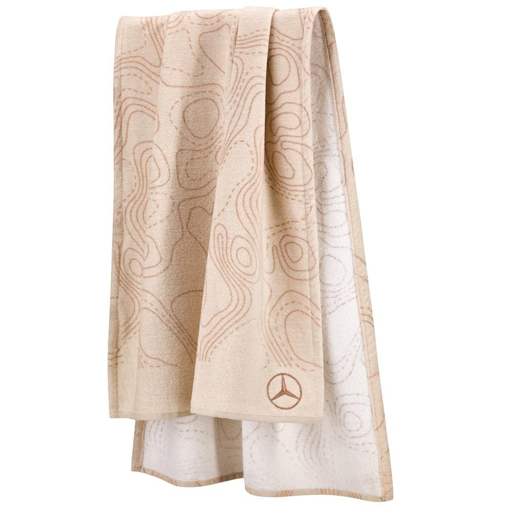Πετσετα Μπάνιου Mercedes Benz