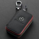 Θήκη κλειδιού Δέρματος Mercedes-Benz