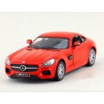 AMG  GT Car model RED